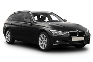 BMW 3 Series Estate GPS