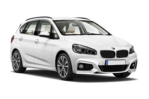 BMW 2-Series Active Tourer GPS