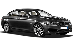BMW 5 Series GPS