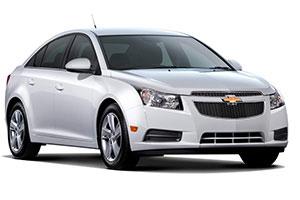 Chevrolet Cruze GPS
