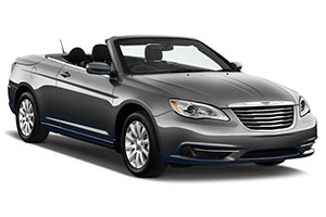 Chrysler 200 Cabrio