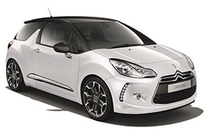 Citroen DS3 GPS