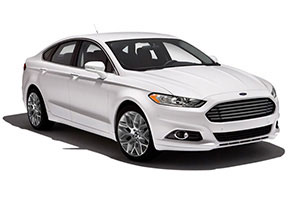Ford Fusion   with GPS