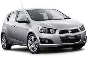 Holden Barina Sedan