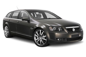 Holden Commodore SV6 (Inc GPS)