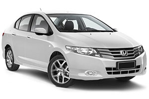 Honda City GPS