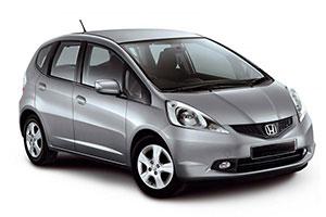 Honda Fit GPS