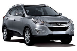 Hyundai All New Tucson