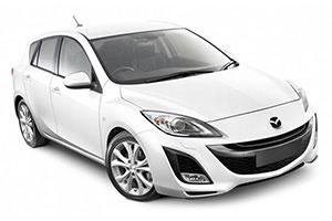 Mazda 3 Axela GPS