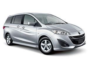 Mazda 5 Premacy GPS