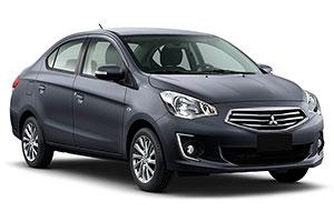 Mitsubishi Attrage GPS