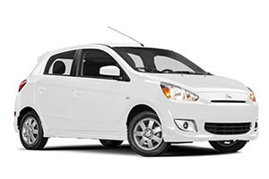 Mitsubishi Mirage   with GPS