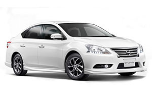 Nissan Sylphy GPS