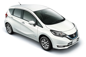Nissan Note E-Power GPS