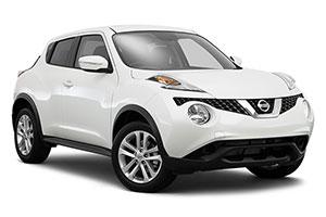 Nissan Juke AWD