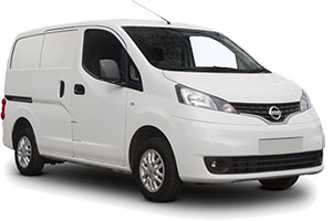 Nissan NV200 Estate GPS