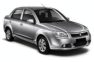 Proton Saga GPS