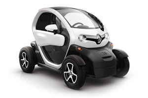 Renault Twizy Electric