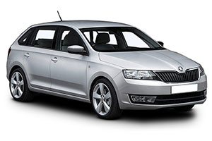 Skoda Rapid Estate