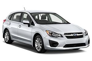 Subaru Impreza GPS
