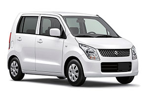 Suzuki Wagon R GPS