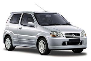 Suzuki Ignis GPS
