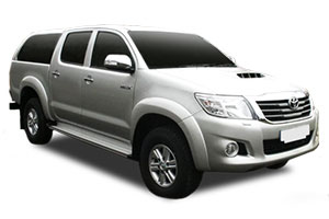 Toyota Hilux Revo Double Cab H