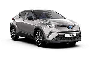 Toyota C-HR Estate