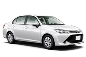 Toyota Corolla Axio GPS