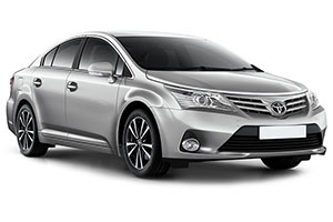 Toyota Avensis 4D