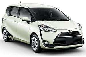 Toyota Sienta GPS