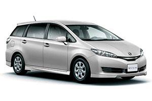 Toyota Wish GPS