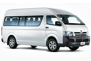 Toyota Commuter Bus