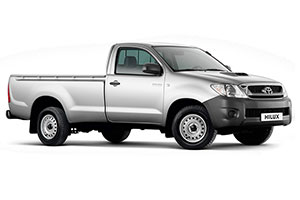 Toyota Hi-Lux Single Cab 4x2