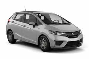 Honda Fit GPS