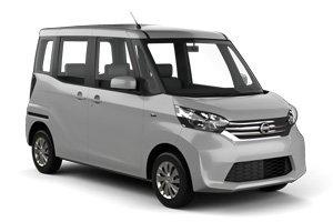 Nissan Dayz GPS