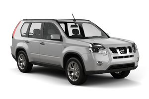 Nissan X-Trail GPS