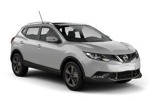 Nissan Qashqai GPS