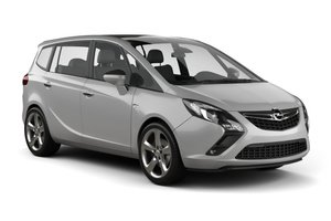 Opel Zafira GPS