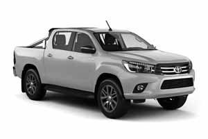 Toyota Hilux Vigo Hardtop