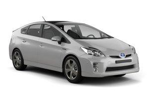Toyota Prius GPS