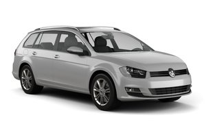 Volkswagen Golf Estate GPS