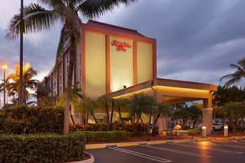 Hampton Inn Miami Aeroport Vest
