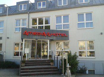 Best Vestern Amedia Frankfurt Ruesselsheim
