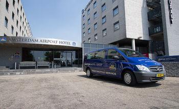 Best Vestern Amsterdam Aeroport Hotel