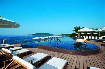 Montenegro beach resort черногория
