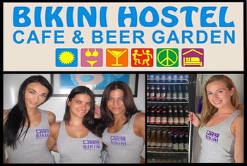 Bikini Hostel, Cafe & Beer Garden