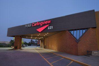 Hotel Carlingview Toronto Aeroport