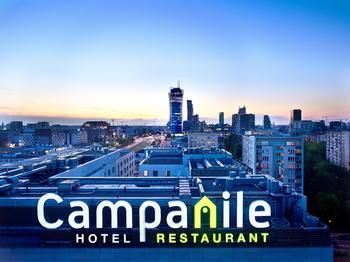 Campanile - Warszawa Varsovie