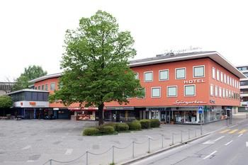 Best Vestern Hotel Spirgarten